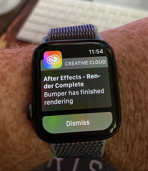 After Effects Beta Multiframe Rendering Render Queue Remote Notifications