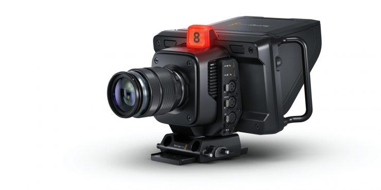 Blackmagic Studio Camera 4K Pro Lens