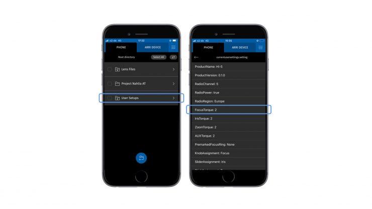 ECS Sync App User Setups