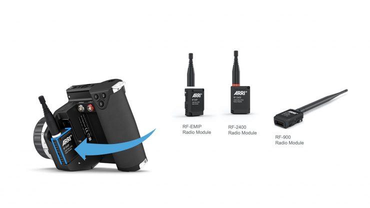 Modular Radio Modules Version 2