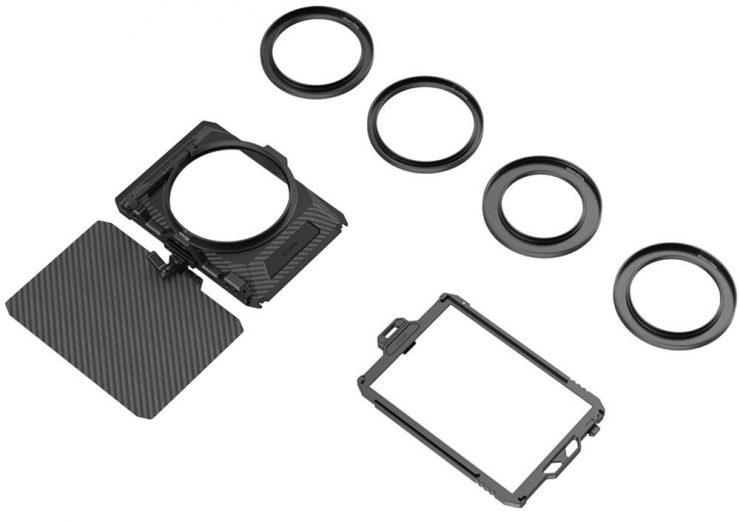 SmallReig Mini Matte Box kit 1