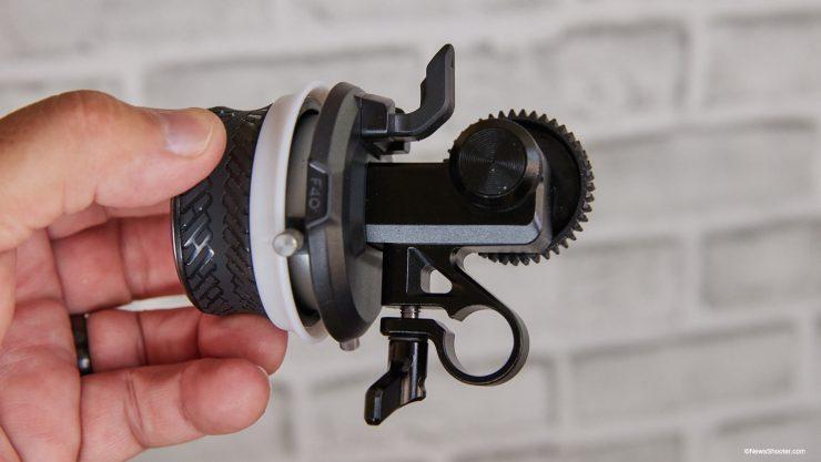 SmallRig Mini Follow Focus 15mm mount