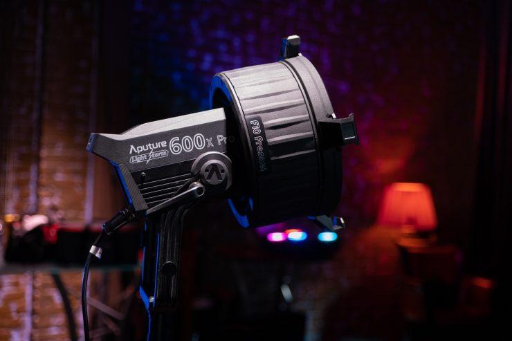 Aputure LS 600x Pro7
