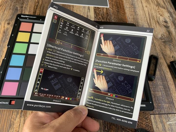 Portkeys PT5 Manual