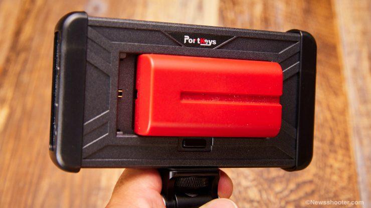 Portkeys PT5 battery