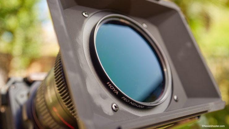 SmallRig Mini Matte Box circular filter