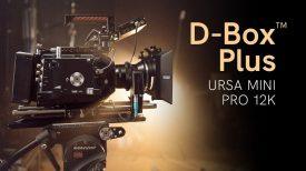 Wooden Camera D Box™ Plus URSA Mini Pro 12K Overview
