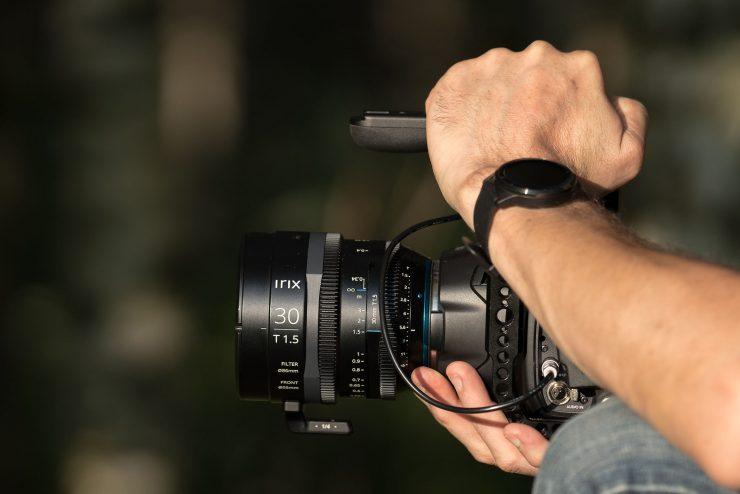 Irix 30 mm Cine on location 3 1