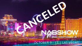 NAB CANCELED