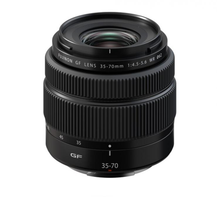 Fujifilm GF 35-70 mm f / 4.5-5.6 WR