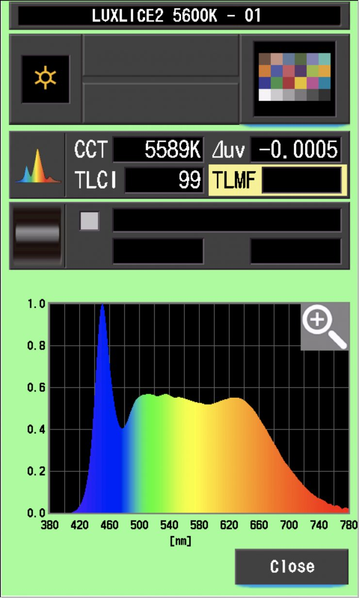 TLCI Lux 56
