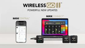 Introducing Powerful New Updates for the Wireless GO II